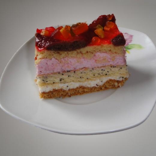 Ciasto-Mazurek