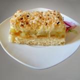 Ciasto-Szarlotka-z-kokosem