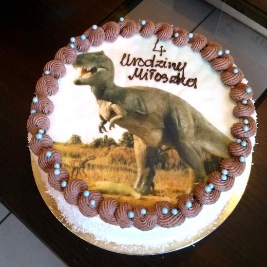Fototort-nr9-Dinozaur